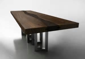 Unique Dining Tables by Find 5 Unique Wood Dining Tables Interior Decoration