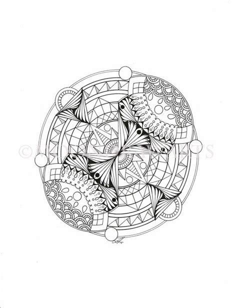 mandala coloring pages therapy 8 best images about therapy on coloring