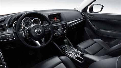 family car interior 2019 mazda cx 5 interior efficient family car