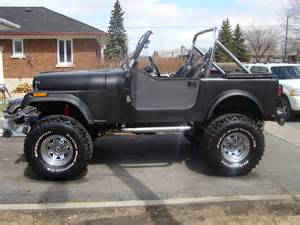 Jeep Cj 7 1979 Jeep Cj 7 Information And Photos Momentcar