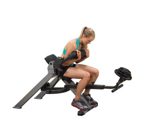 body solid semi recumbent ab bench gab350 semi recumbent dual ab bench body solid fitness