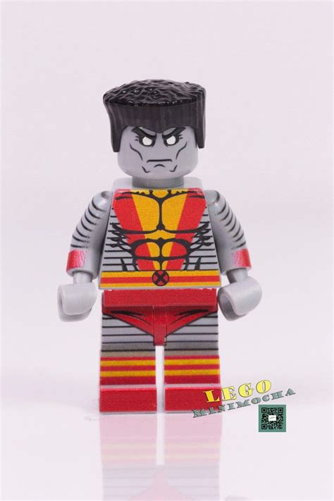 Lego Sy 628 1 8 Minifigure Friends Set 8 In 1 lego minifigures colossus marvel deadpool friend xmen design custom ebay
