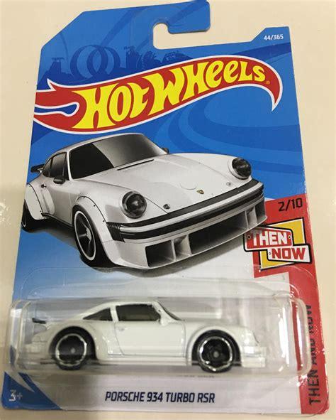 Hotwheels Porsche 934 5 Putih wheels porsche 934 turbo rsr end 9 25 2019 9 15 pm