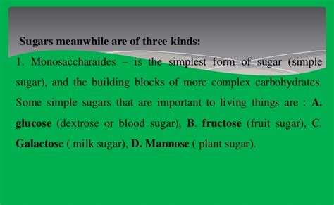 5 carbohydrates are composed of which three elements zoology chemistry of