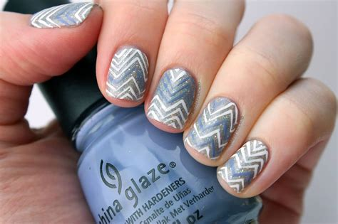 chevron pattern for nails 55 best chevron nail art ideas for girls