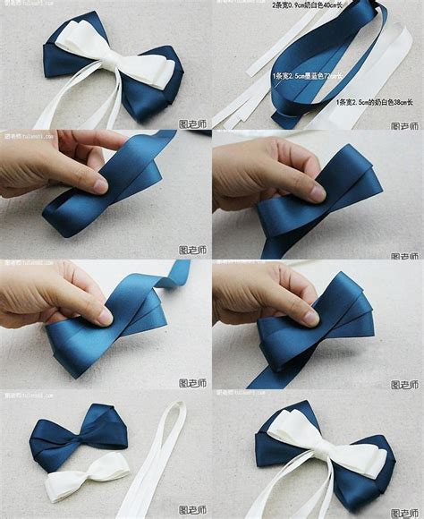 Step By Step On How To Make A Paper Airplane - how to make your own beautiful bow hairpin step by step