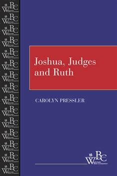 what does ruth buy for the new house joshua judges and ruth paper carolyn pressler westminster john knox press