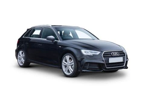 Audi A3 Sportback Special Editions by Audi A3 Sportback Special Editions 2 0 Tfsi Black Edition