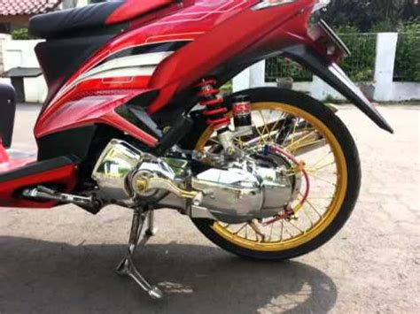Lu Projector Xeon Rc xeon rc 150cc with knalpot ms doovi