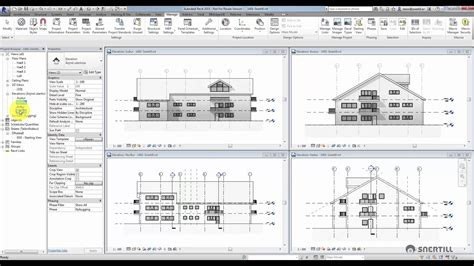 revit 2015 view templates youtube