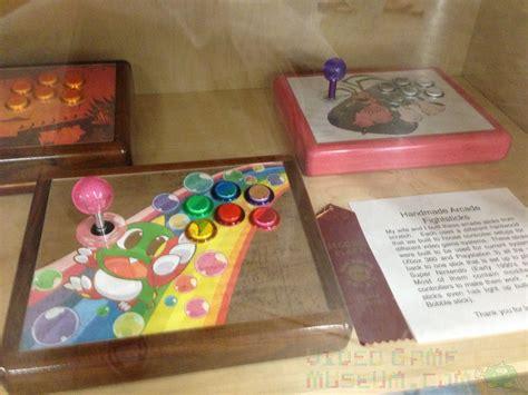 Handmade Arcade - handmade arcade fightsticks 2 museum