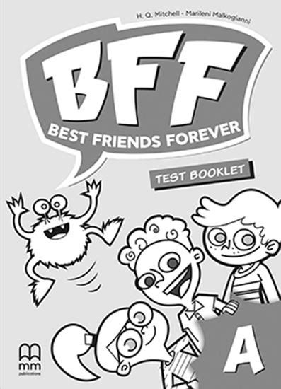 Combobooks E-Shop. BFF A' Test Booklet