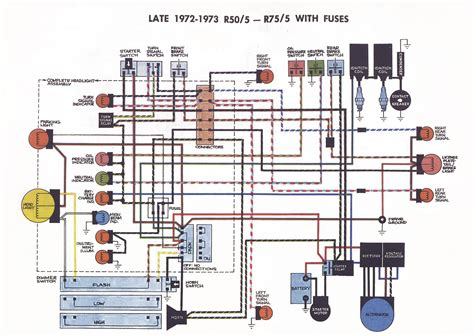 1975 bmw r90 6 wiring diagram bmw auto wiring diagram