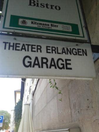 garage erlangen theater in der garage erlangen tyskland omd 246