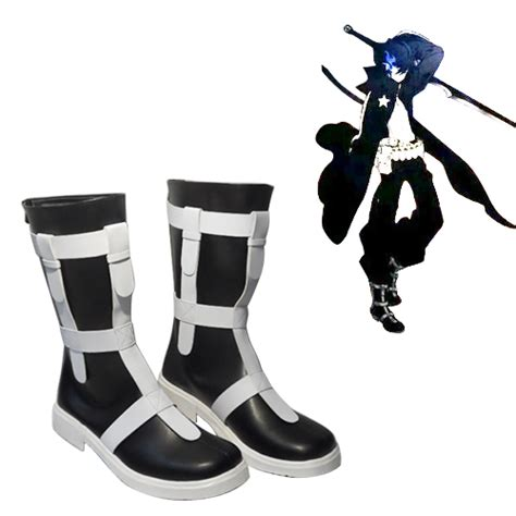 vocaloid black rock shooter shoes cosplaymades