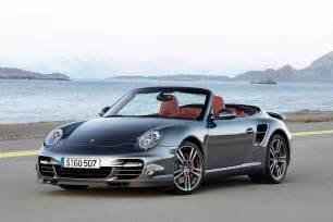 Porsche 911 Turbo Cabriolet Porsche 911 Turbo 4s Cabriolet 2017 Ototrends Net