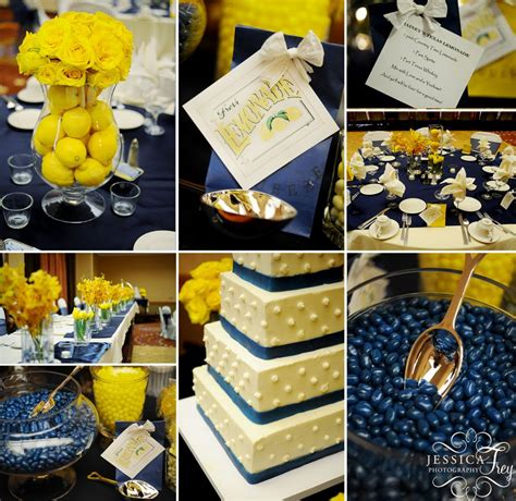 blue and yellow decor inspirations for blue and yellow wedding colors gurmanizer