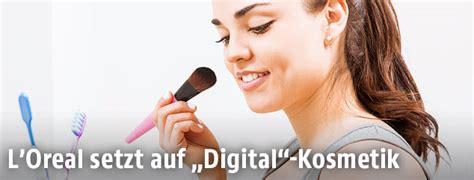 Kosmetik L Oreal apps und blogs l oreal setzt auf digital kosmetik news orf at howldb