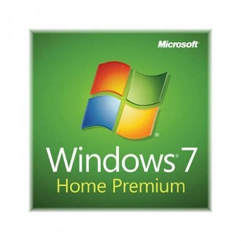 new microsoft windows 7 home premium 32 bit sp1 qgf 00154