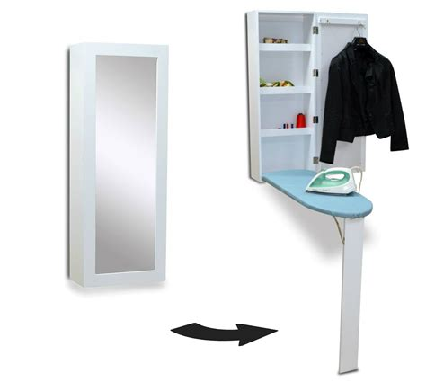 mirror ironing board double duty 10 mirrors that do more than just reflect