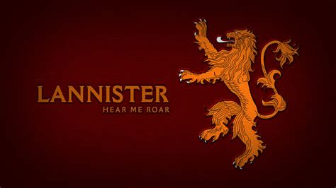haus lannister lannister wallpaper by pchunt on deviantart