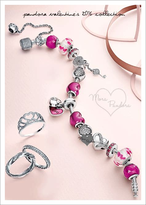 pandora valentines preview pandora s day 2016 collection hq images