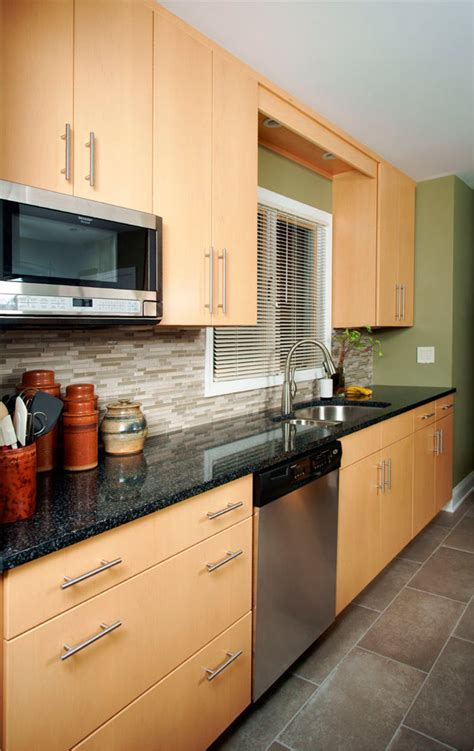 Compact Kitchen In Easton Pa Morris Black Designs
