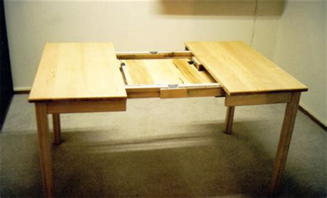 hidden kitchen table hidden leaf dining table plans woodcraft tools australia
