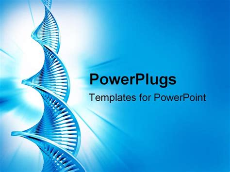 Dna Powerpoint Templates best powerpoint template dna strand background about blue health dna dna305