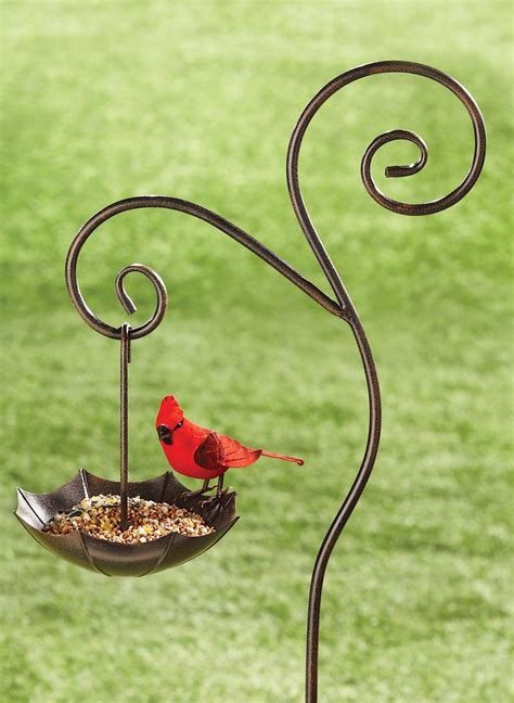 umbrella bird feeder carolwrightgifts com