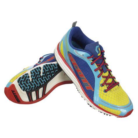 racing shoes race rocker racing shoes yellow blue mens at