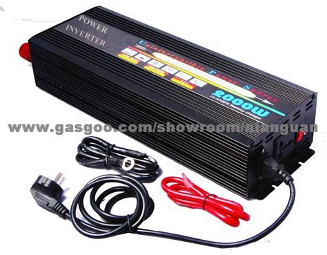 How To Convert A L To Battery Power by Ac To Dc Converter Power Inverter With 10a Charger Ups