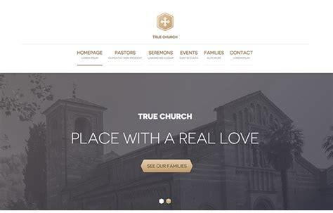 best church websites 40 beautiful church website designs