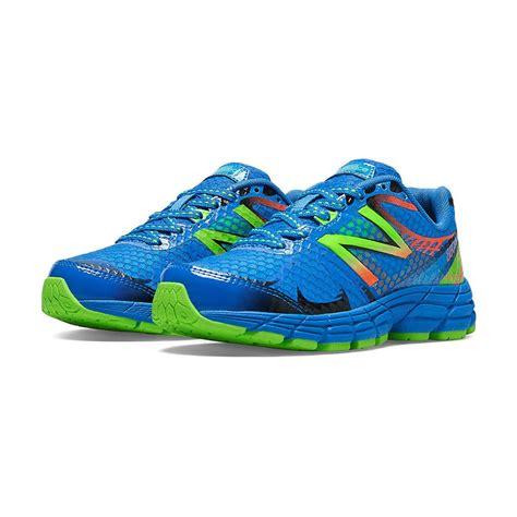 boys new balance running shoes new balance 880v4 boys running shoes blue green