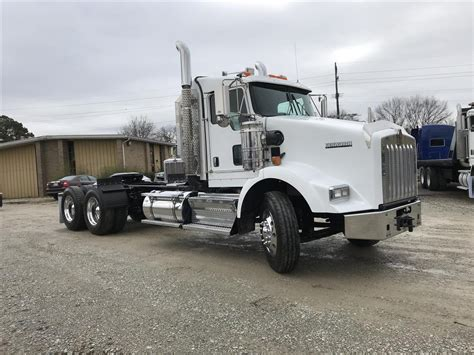 kenworth t800 trucks for sale used 2009 kenworth t800 tandem axle daycab for sale in ms