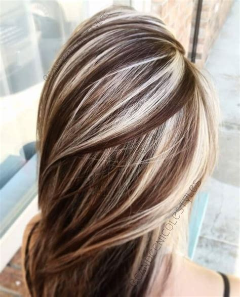 low lights and hi lights beach wave hair hair fairy by best 25 blonde streaks ideas on pinterest blonde