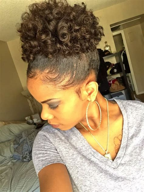best hairsyles for hair missing on the edges pic flexi rod set turned high puff tutorial how i lay my