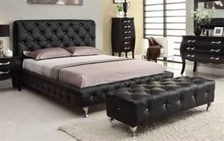 modische betten unique leather modern platform bed concord california ahmaria