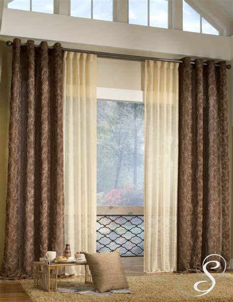 modern drapes ideas modern curtains in living room home decorating ideas