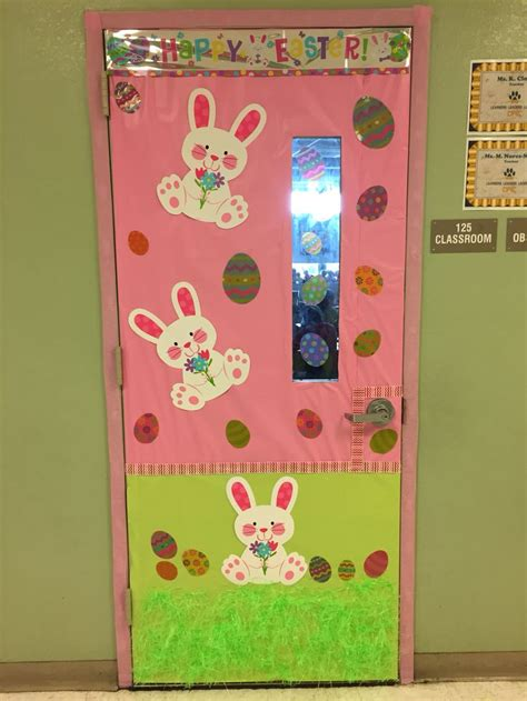 easter door decorations easter classroom door decoration classroom door