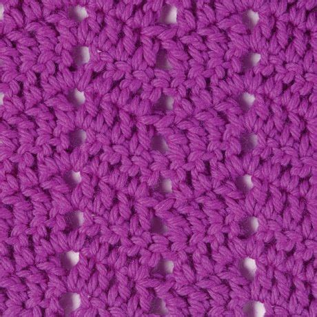 zig zag crochet pattern double crochet 5 awesome crochet stitch patterns easy enough for