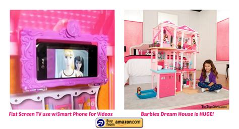 buy barbie dream house barbies dream house with elevator