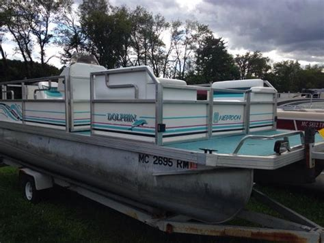 used pontoon boats for sale west michigan used pontoon boats for sale in michigan page 5 of 6