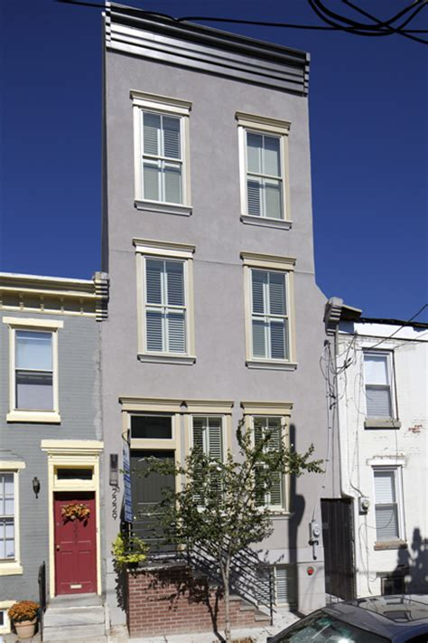field guide to new row house construction part one field guide to new row house construction part four