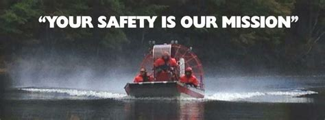 airboat operator certification airboat safety usa marine training