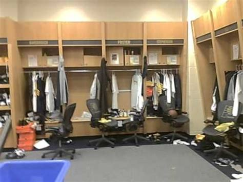 pacers room inside the indiana pacers locker room