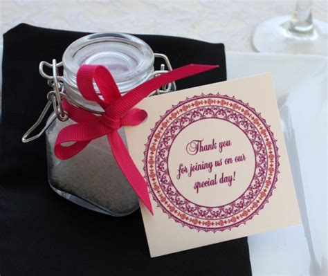 Wedding Favors Thank You Wording by Wedding Thank You Message Wording Letterpress Wedding