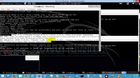 kali linux tutorial network how to use nmap in kali linux tutorial youtube