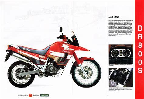 Suzuki Advert Suzuki Dr800s Big Adverts