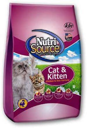 Nutri Source Cat Kitten Salmon 1 nutrisource 174 cat kitten food chicken rice king feed